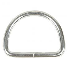 D-кольцо прямое металл 50 мм