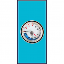 Глубиномер капсула 0-80