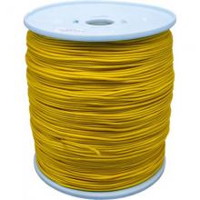Линь 500 m для шпули, 2 mm , желтый