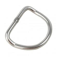 D-кольцо гнутое металл 50 мм