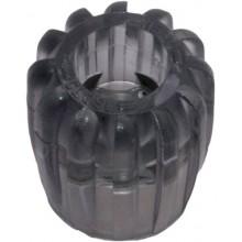 Барашек вентиля резиновый (прозрачный)